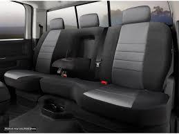 fia neo neoprene custom fit truck seat covers rear split seat