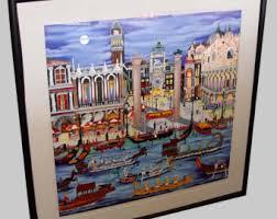Linnea Pergola Artist by Italian Artwork Etsy