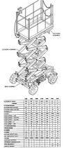 scissor lift diagram u2013 scissor lift