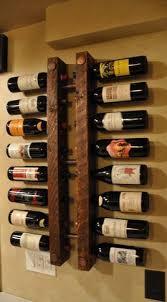 white wood wine cabinet cool wall mounted wine rack uncork it pinterest wine rack