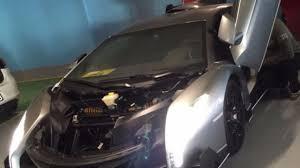 Lamborghini Veneno On Road - barely used lamborghini veneno listed for an outrageous 11 1m