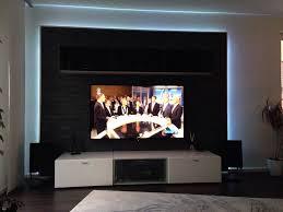 Wohnzimmer Ideen Tv Ideen Kleines Fernseher Wand Stein Wohnzimmer Ideen Tv Wand