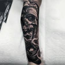 100 forearm sleeve designs for manly ink ideas half