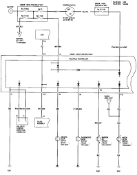 2005 honda civic headlight wiring diagram honda electrical