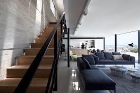 a duplex penthouse apartment by pitsou kedem architects design milk