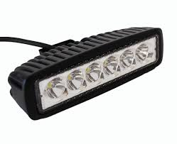 amazon com riorand 18w led spot work light 1800 lumen 6500k 30