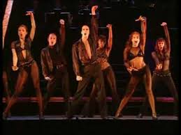 chicago production chicago the musical london production footage