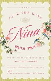 kitchen tea invitation ideas high tea invitations 100 images high tea invitation etsy baby