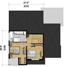 modern style house plan 2 beds 1 00 baths 1755 sq ft plan 25 4608
