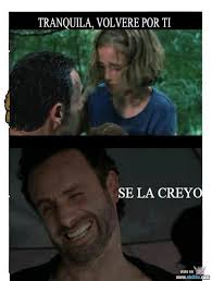 Memes Of The Walking Dead - 15 memes sobre the walking dead humor taringa