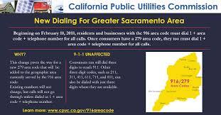 area code of california us 916 area code