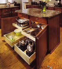 Kitchen Island Storage Design Ideas Pull Out Cabinet Storage Design Ideas With Shelf Genie