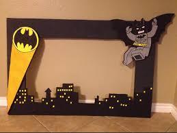 Batman Table Decorations Batman Photo Frame U2026 Pinteres U2026