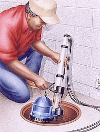 Basement Pump Up System by Sump Pump Installation How To Install A Sump Pump