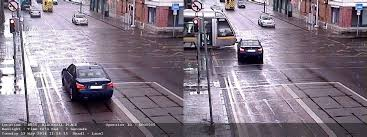 red light ticket points luas safe driving around luas
