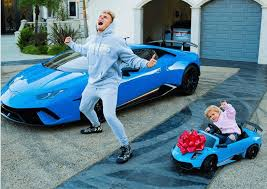 jake paul car these obnoxious celebrities can t stop flaunting their wealth