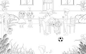 huntington u0027s disease youth organization coloring pages
