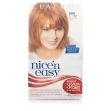 clairol nice n easy natural light auburn nice n easy natural golden auburn permanent hair colour chemist
