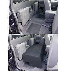 nissan titan sub box ford ranger 83 12 ext cab truck dual 12