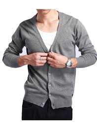 casual sweater blend cardigans 10 colors knitwear