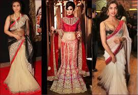 Fish Style Saree Draping Top 5 Styles For Wedding Lehenga Choli G3fashion Com