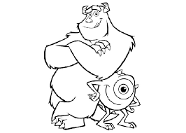 pictures monsters coloring pages 38 remodel free