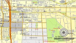paltz cus map syracuse york us printable vector city plan map