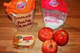 cuisiner avec des enfants une recette simple à faire avec les enfants le crumble aux pommes