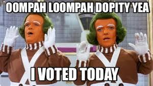 I Voted Meme - meme creator i voted meme generator at memecreator org