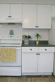 Diy Apartment Ideas Apartment Kitchen Cabinets Kitchen And Decor