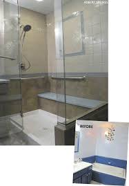 Adding Shower To Bathtub Easy Bathroom Tub Replacement With Shower 84 For Adding House Plan