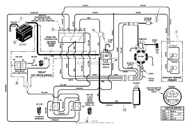 wiring diagram huskee riding lawn mower wiring diagram and
