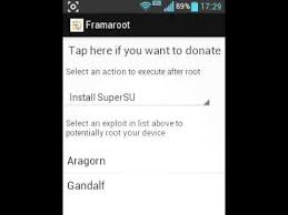 framaroot for android how to use framaroot root android phone