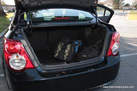 2015 chevy sonic tail light review 2012 chevrolet sonic ltz turbo the truth about cars