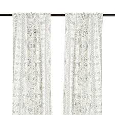 Black And White Paisley Shower Curtain - best 25 paisley curtains ideas on pinterest bohemian curtains