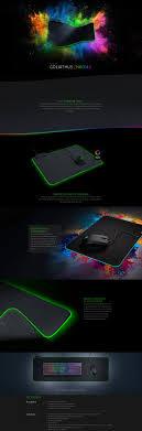 light up gaming mouse pad razer goliathus chroma soft gaming mouse mat rz02 02500100 r3m1