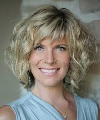 short hairstyles over 50 wavy bob hairstyle trendy hairstyles