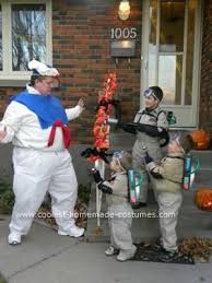 Stay Puft Marshmallow Man Costume Coolest Homemade Ghostbusters And Staypuft Marshmallow Man