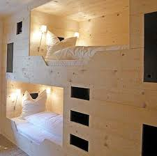 Luxury Bunk Beds Modern Bunk Beds Luxury Modern Bunk Beds At Home Raindance Bed