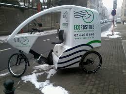 postal vehicles 365 green days february european greens