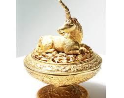vintage unicorn ring holder images Unicorn ring box etsy jpg