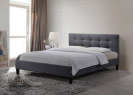 world menagerie parsons upholstered platform bed u0026 reviews wayfair