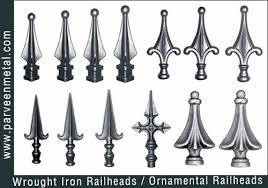 wrought iron gates parts wrought iron components and ornamental