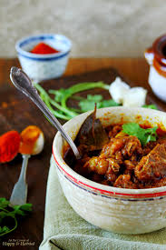 spicy mutton curry rajasthani laal maas