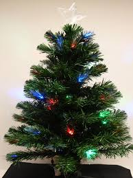 2ft 3ft 4ft 5ft 6ft artificial fibre optic trees green