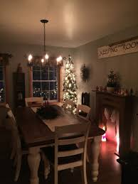 our new dining room in our new home country decor pinterest