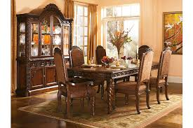 Ashley Furniture North Shore Dining Room Set - Ashley dining room chairs