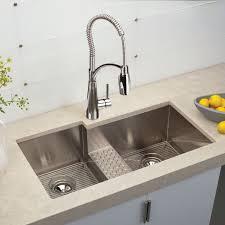 undermount kitchen sink elkay crosstown 36 x 21 double basin undermount kitchen sink