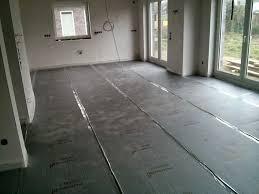Bodenheizung Schlafzimmer Fußbodenheizung Verlegen In Eigenleistung Dämmung Und Rohre Verlegen