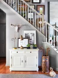affordable ways to update an entryway hgtv